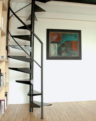 Index of escaliers helicoidal escalier acier patine verre for Comescalier helicoidal acier